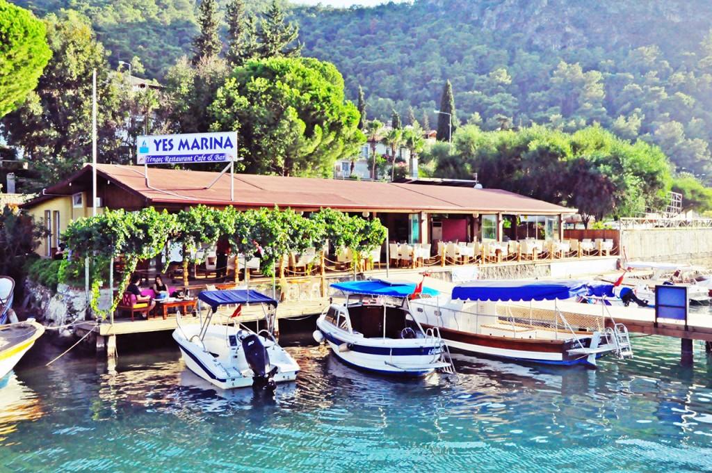 Yes Marina Fethiye Turkey