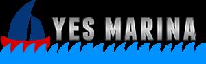Yes marina web horizontal logo small
